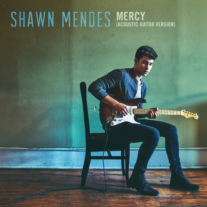 SHAWN MENDES - Mercy (Acoustic Guitar)