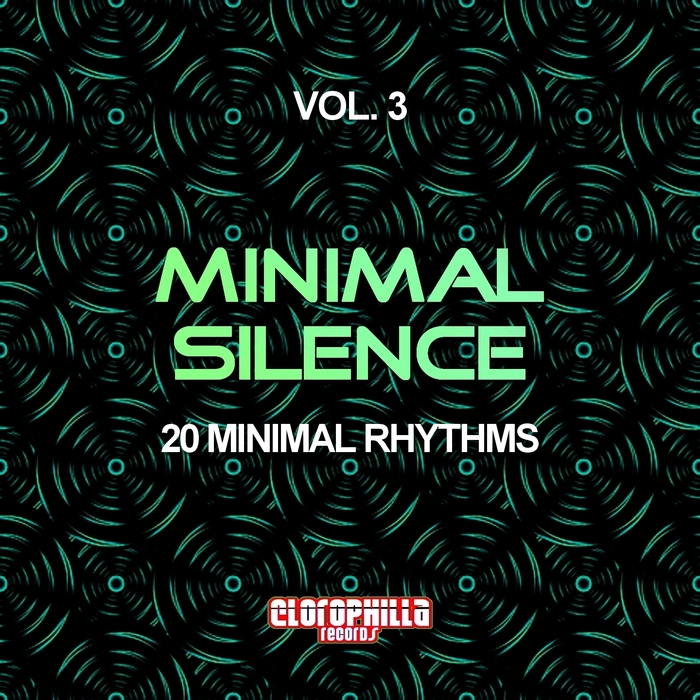 VARIOUS - Minimal Silence Vol 3 (20 Minimal Rhythms)