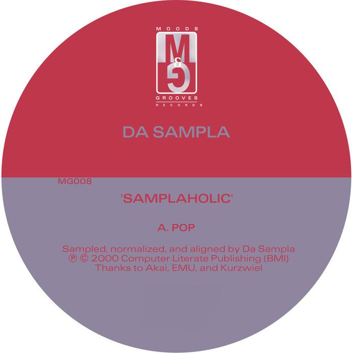 DA SAMPLA - Samplaholic