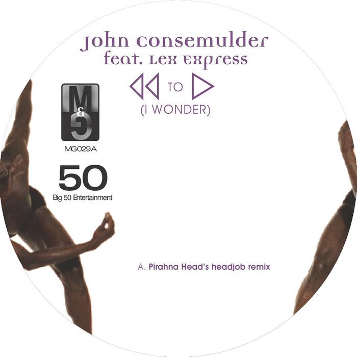 JOHN CONSUMELDER - Rewind To Start