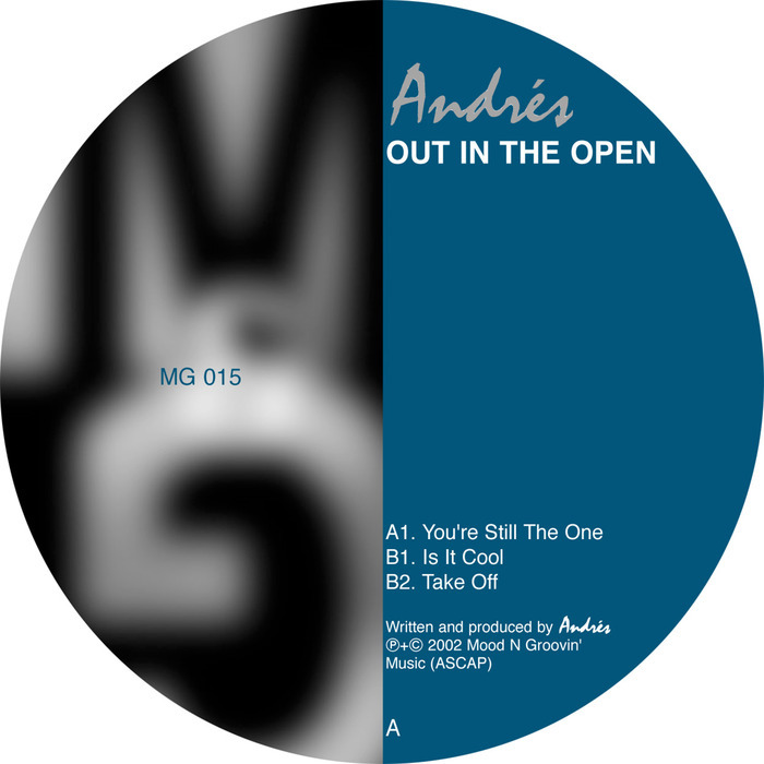 ANDRES - Out In The Open
