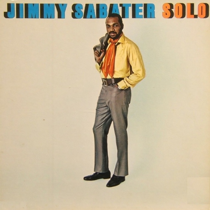 JIMMY SABATER - Solo