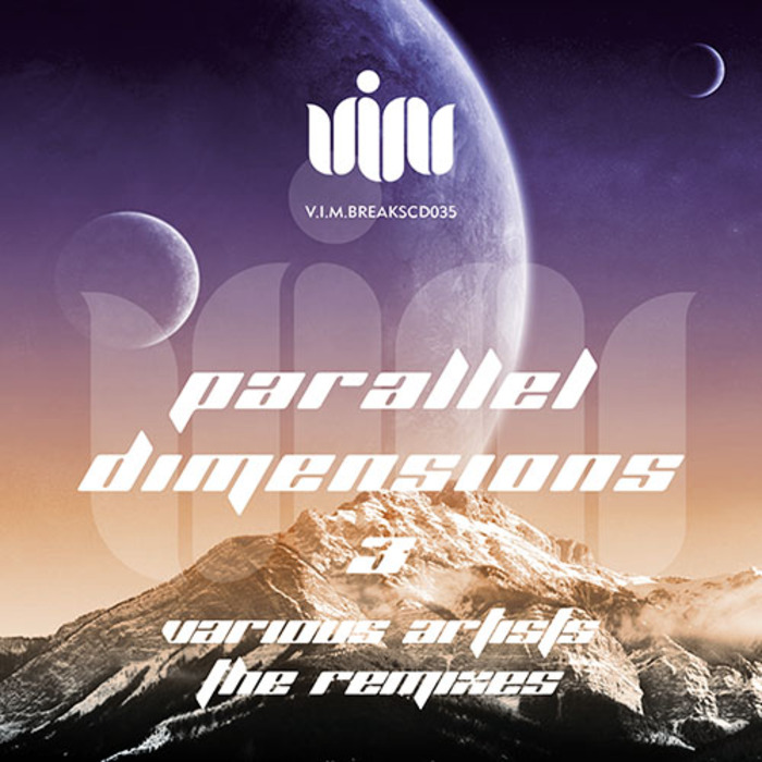 VARIOUS - Parallel Dimensions 3 The Remixes