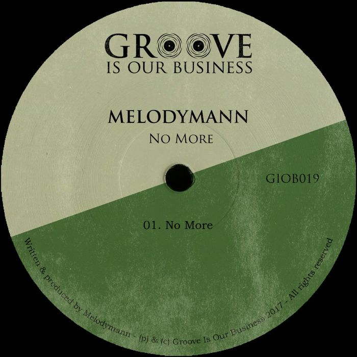 MELODYMANN - No More