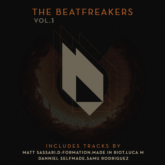 MATT SASSARI/D-FORMATION & MADE IN RIOT/LUCA M/DANNIEL SELFMADE - The Beatfreakers Vol 1