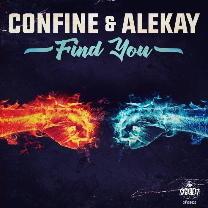 ALEKAY/CONFINE - Find You