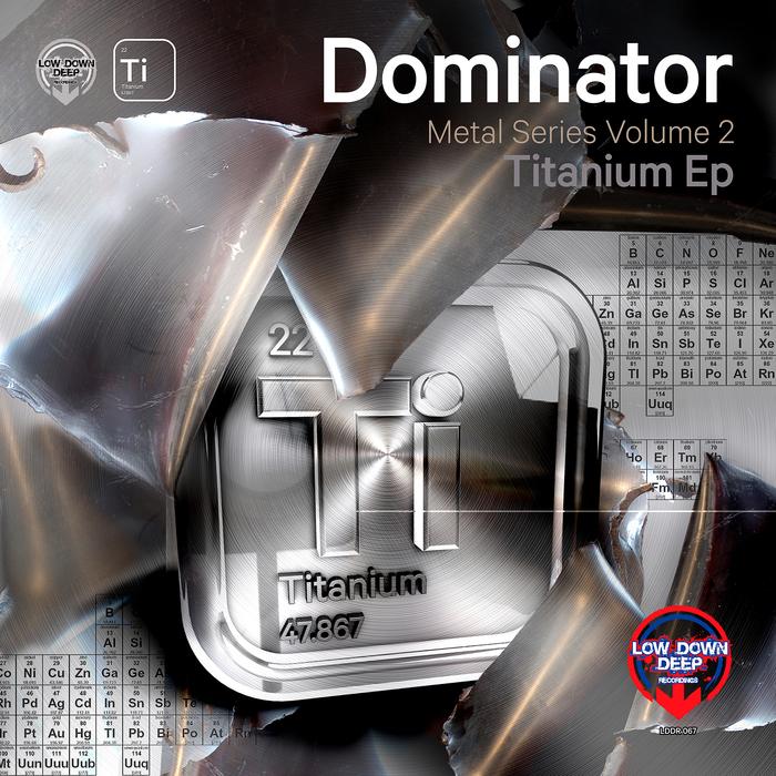 DOMINATOR - Titanium