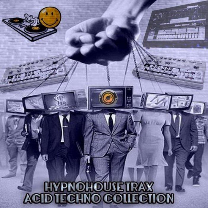 VARIOUS - Hypnohouse Acid Techno Compilation