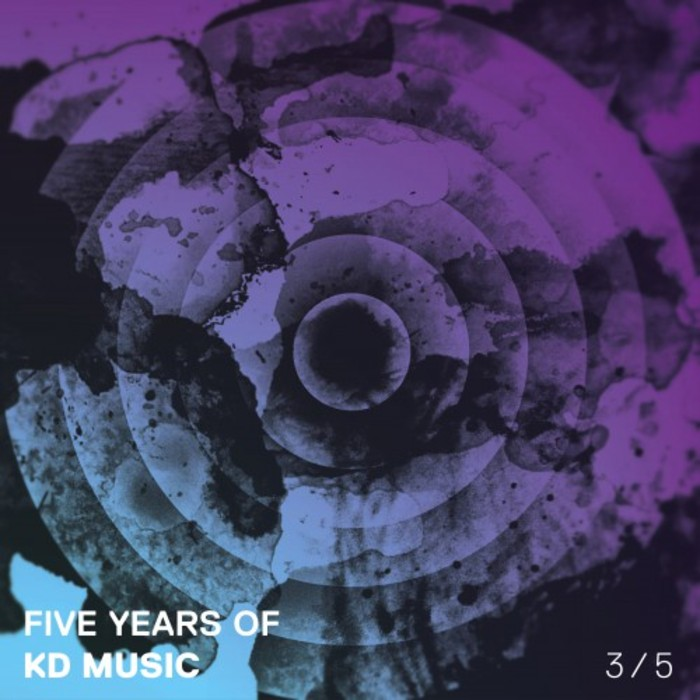 VARIOUS - Five Years Of Kd Music 3/5