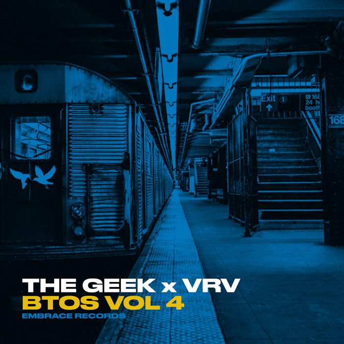THE GEEK X VRV - Btos Vol 4