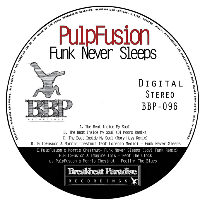 PULPFUSION - Funk Never Sleeps