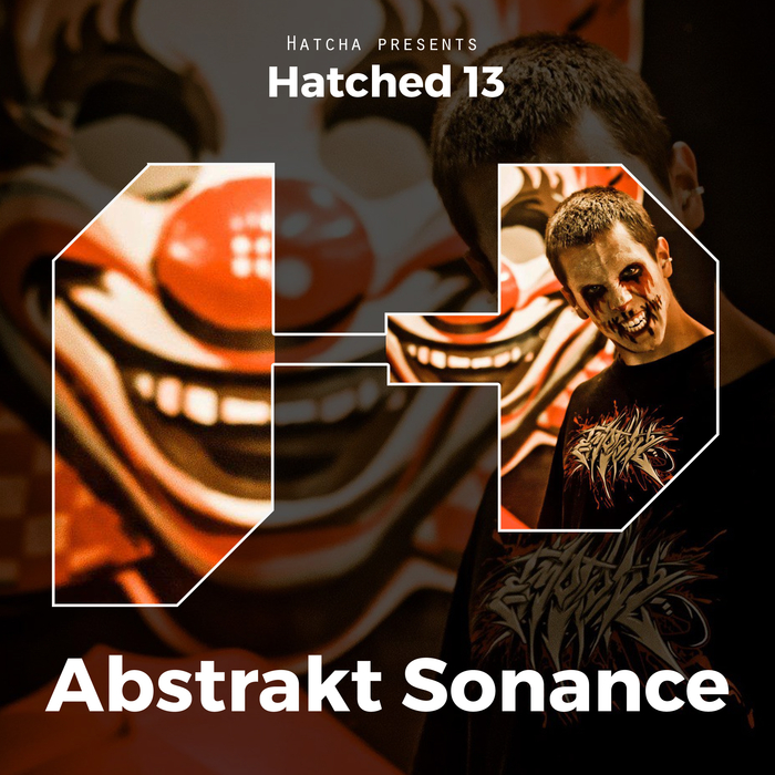 ABSTRAKT SONANCE - Hatched 13