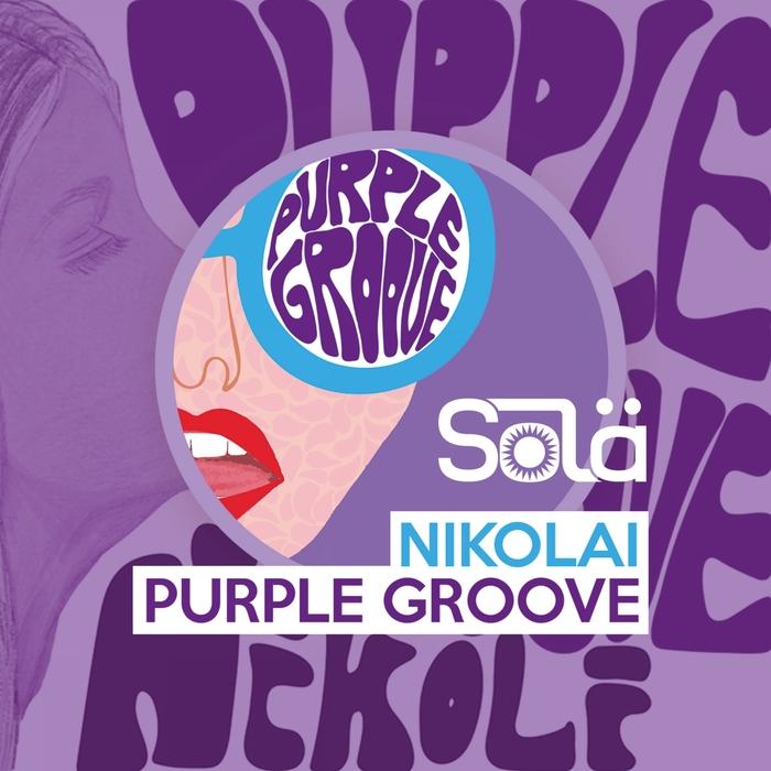 NIKOLAI - Purple Groove