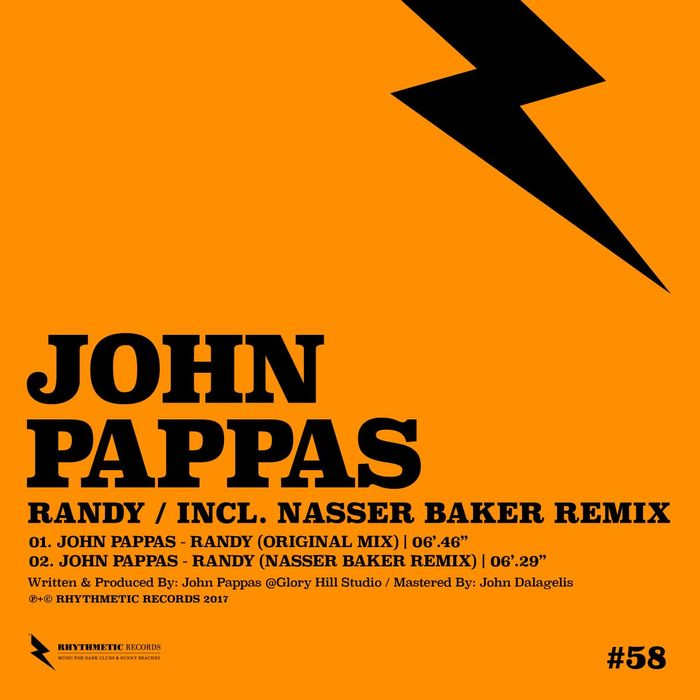 JOHN PAPPAS - Randy