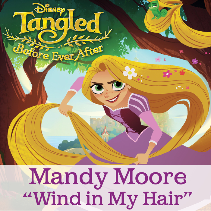 MANDY MOORE - Wind In My Hair (From