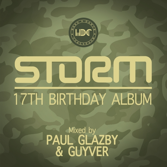 VARIOUS - Storm/17th Birthday