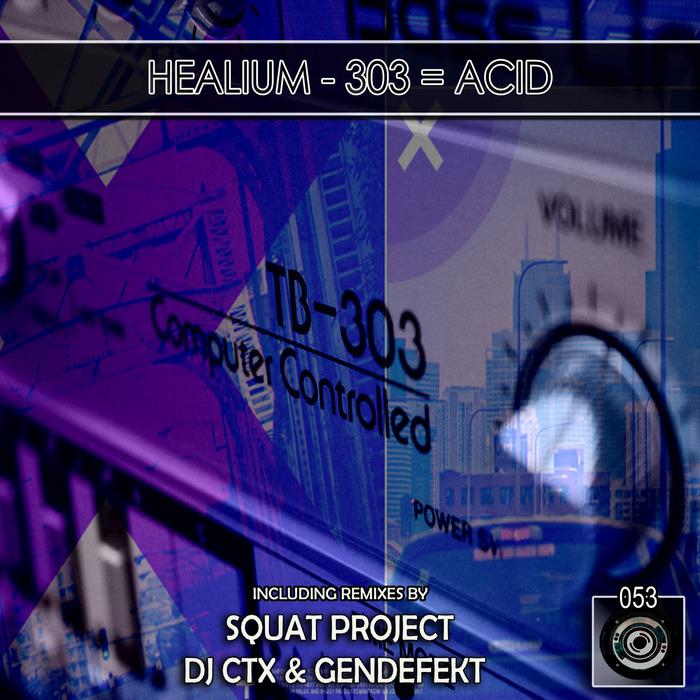 HEALIUM - 303 = Acid