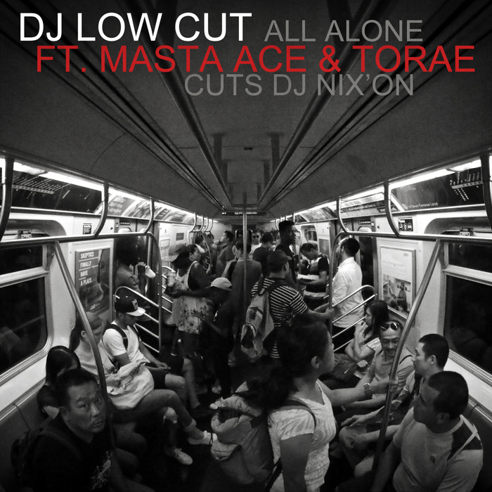DJ LOW CUT - All Alone