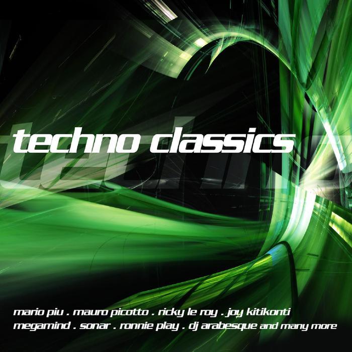 VARIOUS - Techno Classics