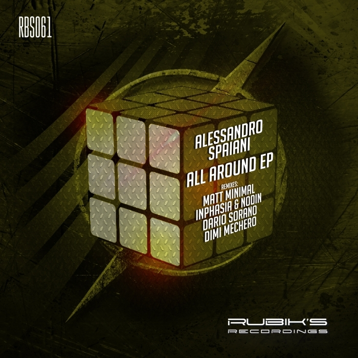 ALESSANDRO SPAIANI - All Around EP