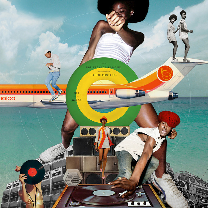 THIEVERY CORPORATION - The Temple Of I & I (Explicit)