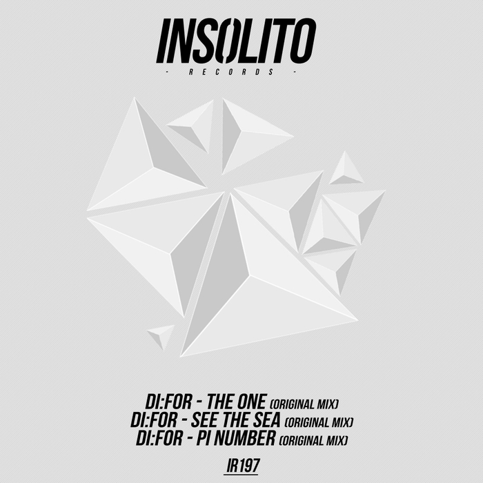 DI:FOR - The One EP