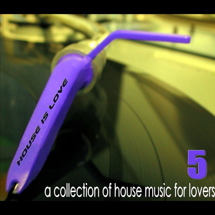 VARIOUS - House Is Love 5