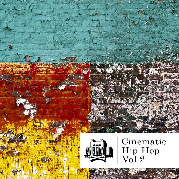 RANKIN AUDIO - Cinematic Hip Hop 2 (Sample Pack WAV)