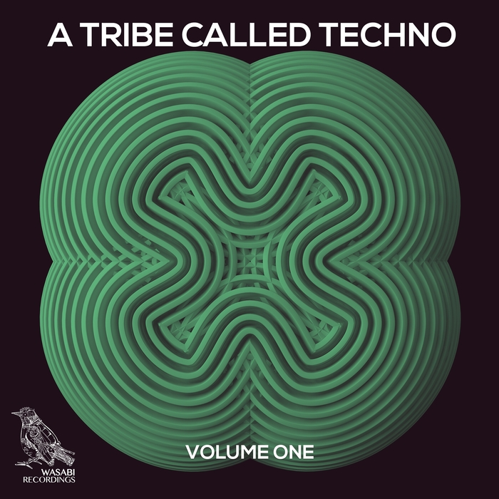 VARIOUS - A Tribe Called Techno Vol 1