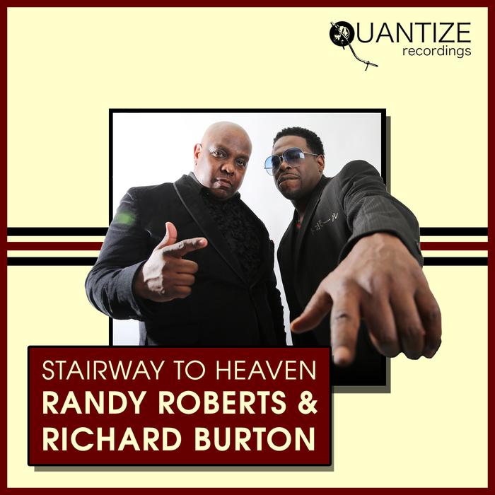 RANDY ROBERTS & RICHARD BURTON - Stairway To Heaven