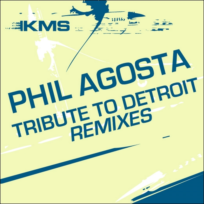 PHIL AGOSTA - Tribute To Detroit
