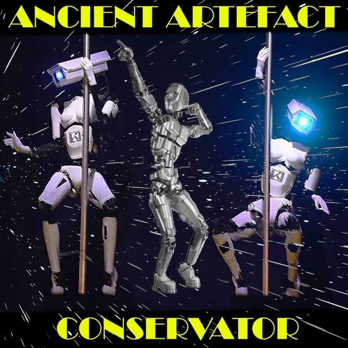 ANCIENT ARTEFACT - Conservator