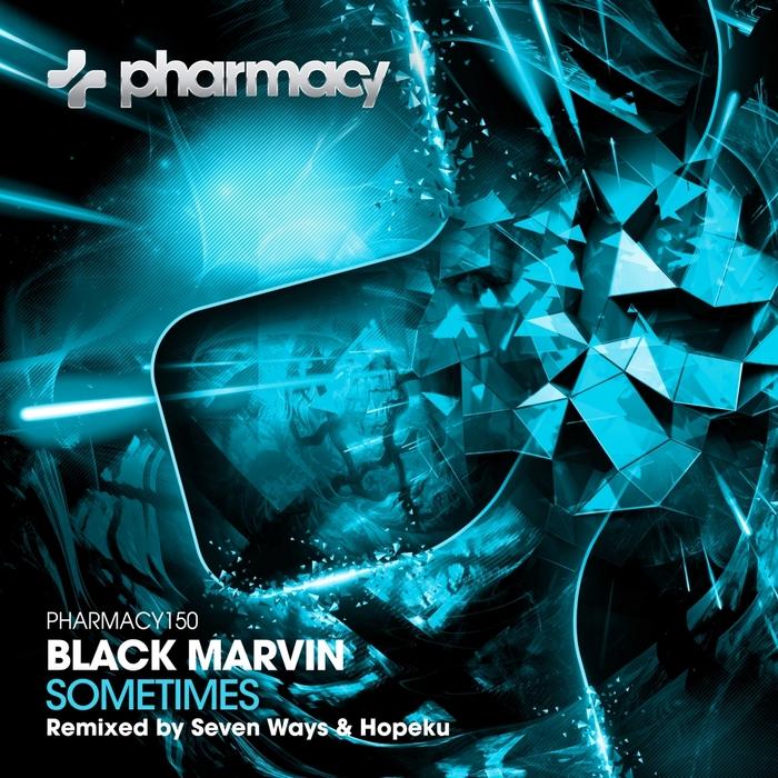BLACK MARVIN - Sometimes