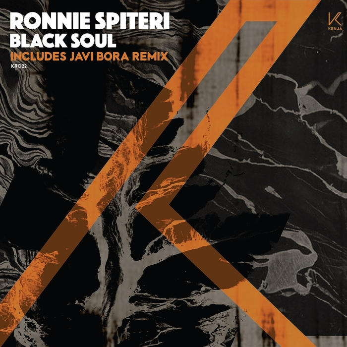 RONNIE SPITERI - Black Soul
