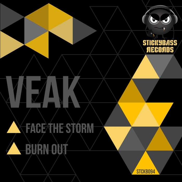 VEAK - Face The Storm/Burn Out