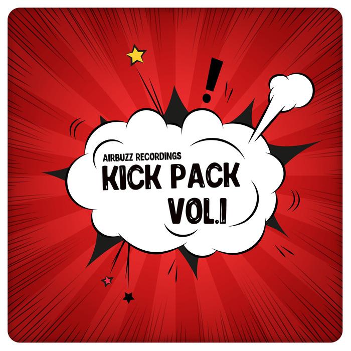 AIRBUZZ RECORDINGS - Kick Pack Vol 1 (Sample Pack WAV)