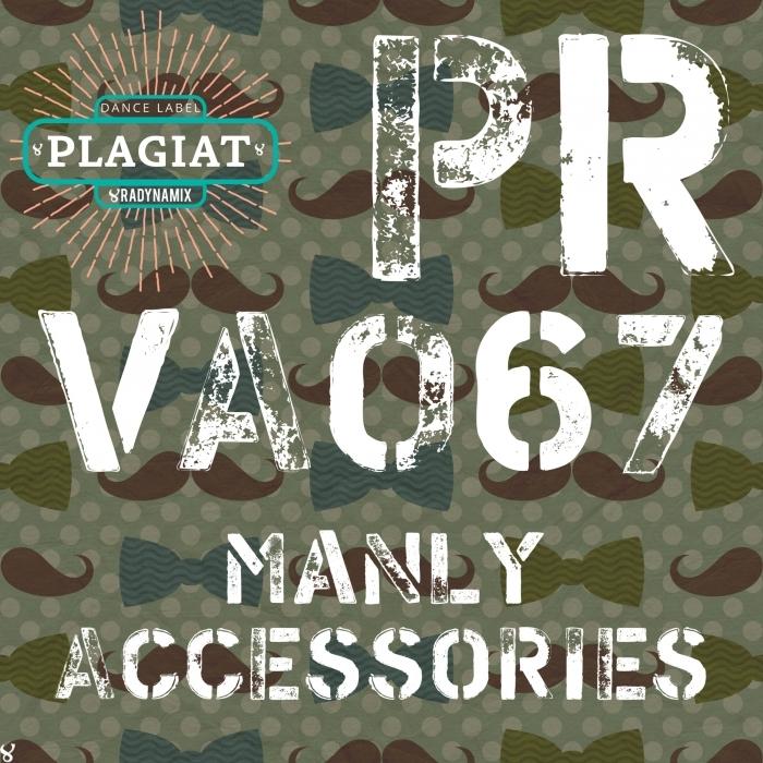 FLAGMAN DJS/INFUTURE & JOPH WA/OZIRIZ & DURA & YELL OF BEE - Manly Accessories