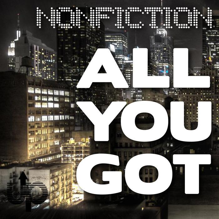 NONFICTION - All You Got