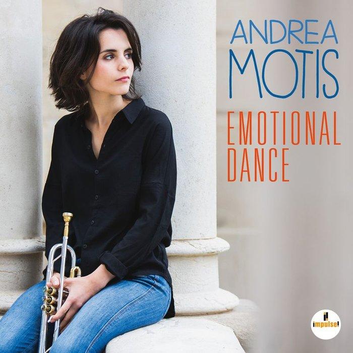 ANDREA MOTIS - Emotional Dance