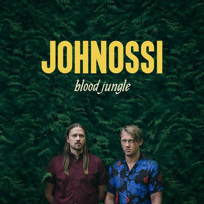 JOHNOSSI - Blood Jungle (Explicit)