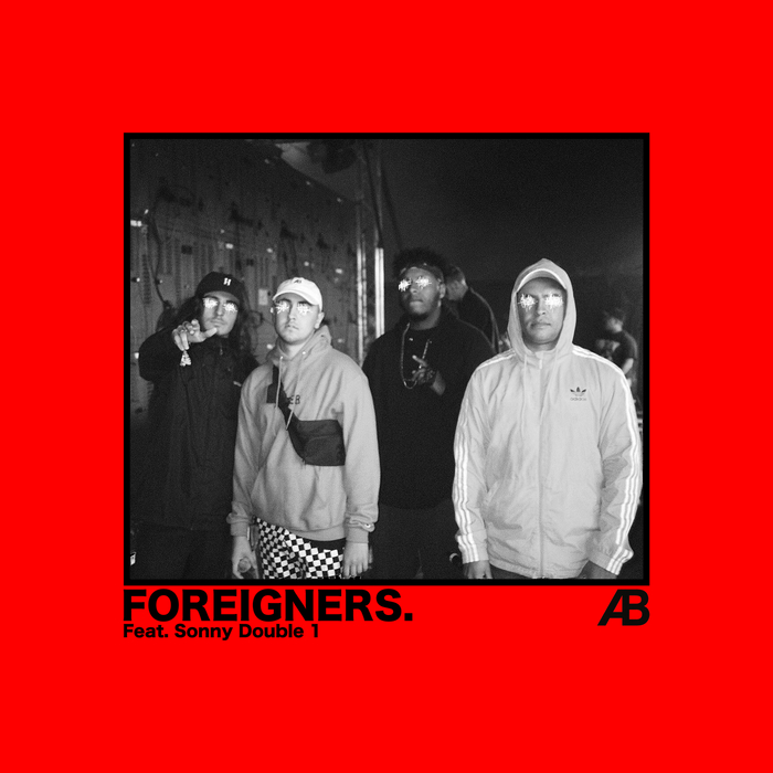 ASTROID BOYS - Foreigners