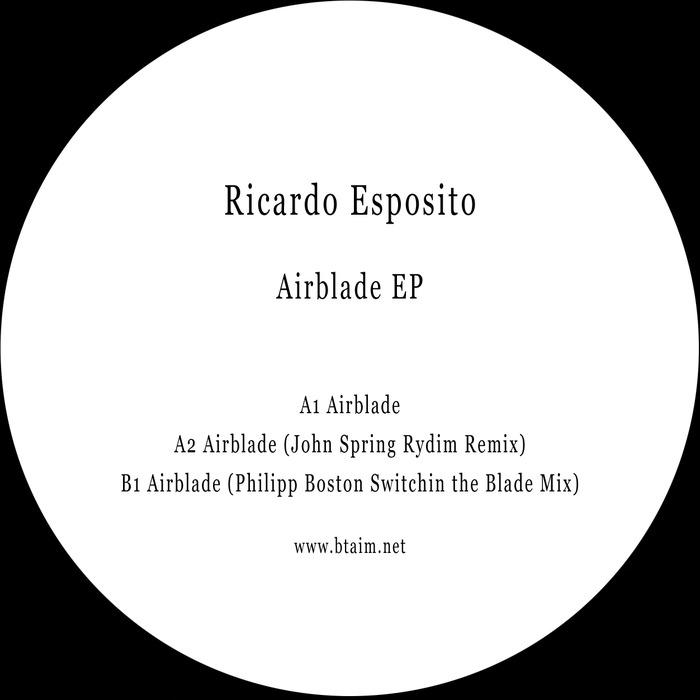 RICARDO ESPOSITO - Airblade EP