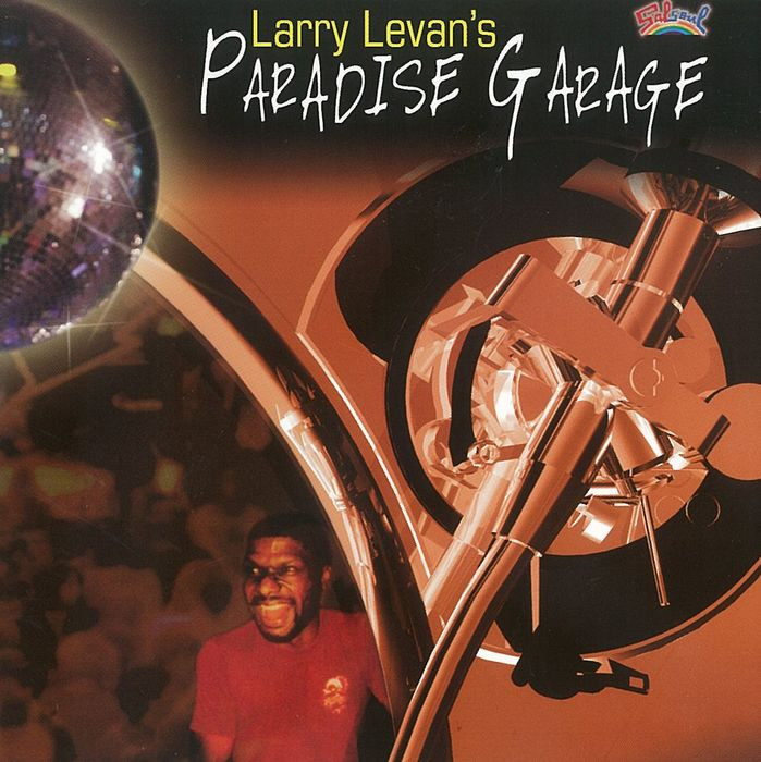 VARIOUS - Larry Levan's Paradise Garage