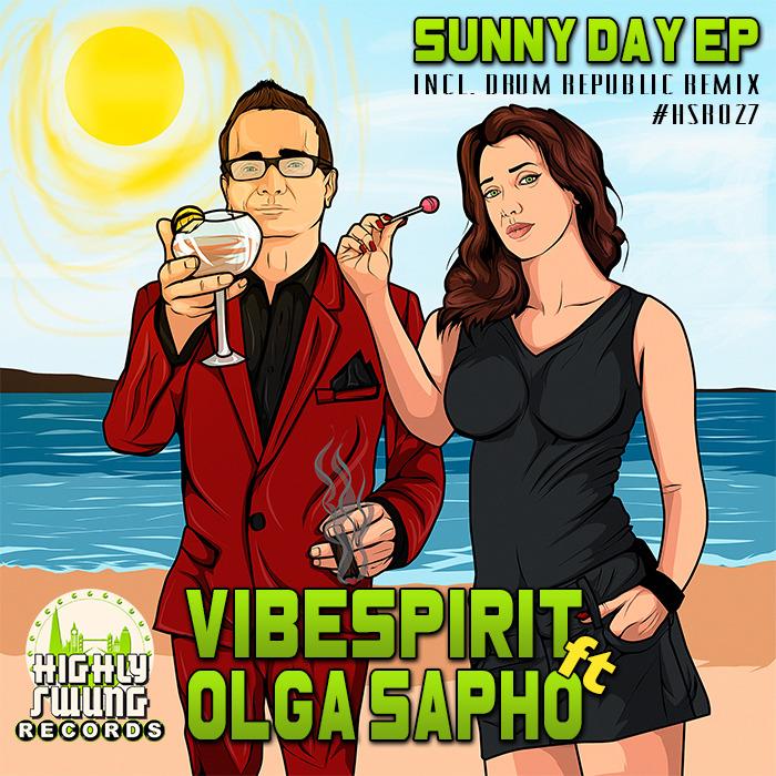 VIBESPIRIT feat OLGA SAPHO - Sunny Day EP