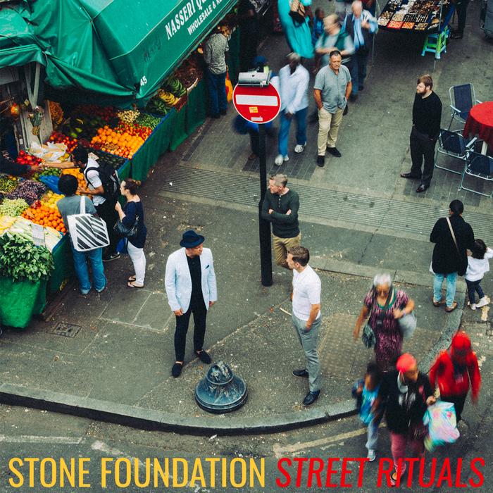 STONE FOUNDATION feat WILLIAM BELL - Strange People