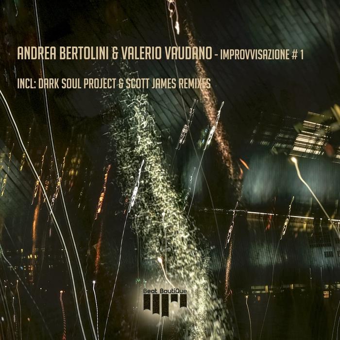 VALERIO VAUDANO/ANDREA BERTOLINI - Improvvisazione #1