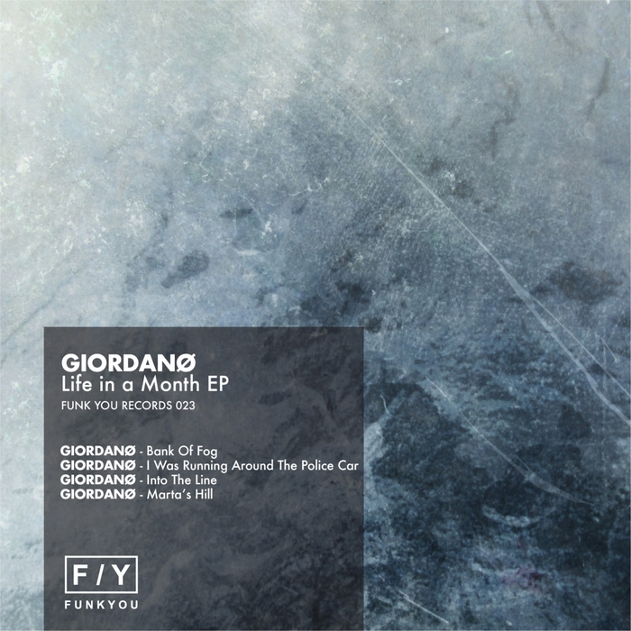 GIORDANO - Life In A Month