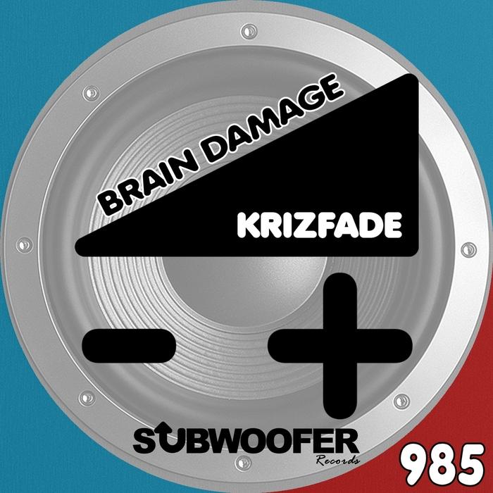 KRIZFADE - Brain Damage