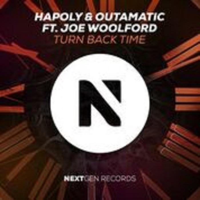 HAPOLY & OUTAMATIC/JOE WOOLFORD - Turn Back Time