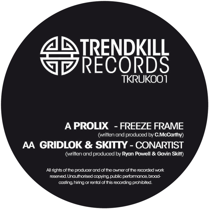 PROLIX/GRIDLOK/SKITTY - Freeze Frame